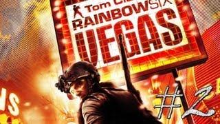 [Coop] Rainbow Six: Vegas 2. Серия 2: Спасите заложников.