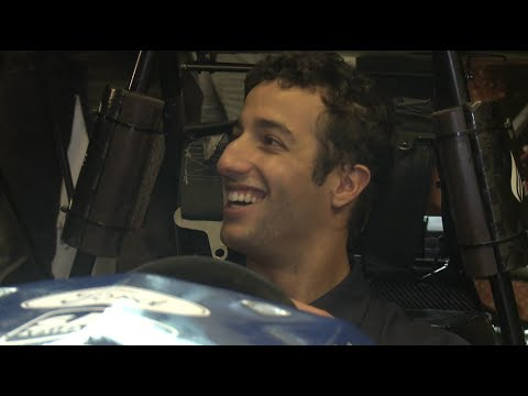 Daniel Ricciardo speaks to SpeedcafeTV ahead of the Australian Grand Prix