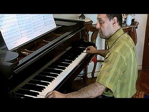 gymnopédie 1 erik satie/ musica romantica francesa/ tema laerte novela em familia globo piano solo