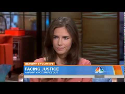 Amanda Knox: I won't go back to Italy for new trial