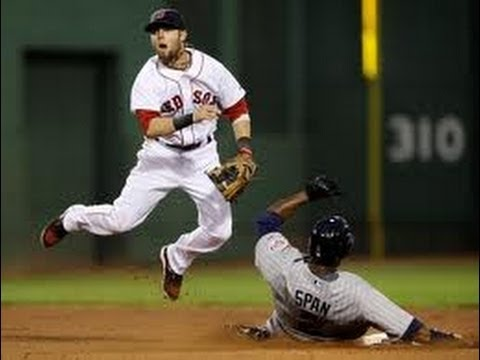 The Best Of Dustin Pedroia 2013 HD
