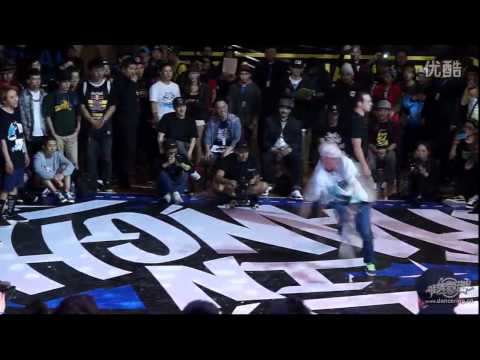 KILLAFORNIA VS SHIFT ROCK | BBOY IN SHANGHAI 2014