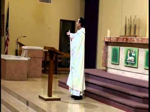 Bài giảng Lễ cưới  ( Linh Mục Giuse Trịnh Ngọc Danh )