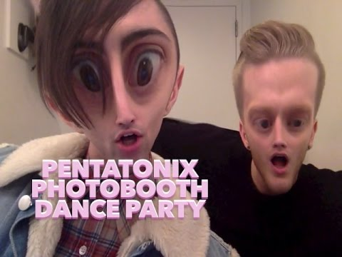 PENTATONIX PHOTOBOOTH DANCE PARTY