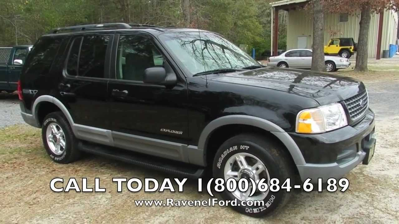 2002 Ford Explorer Review * XLT 4X4 * 3rd Row Seats * For ...