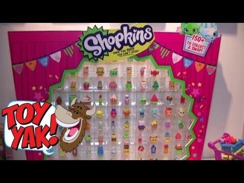 Moose Toys Shopkins Product Walkthrough At New York Toy
