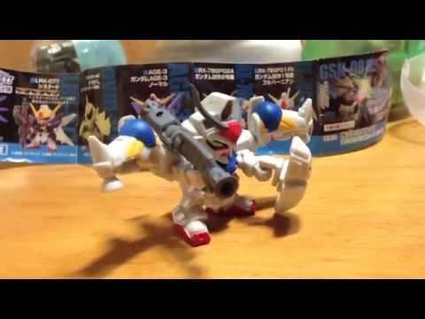 【Capsule Toy】Gundam ガシャポン戦士NEXT