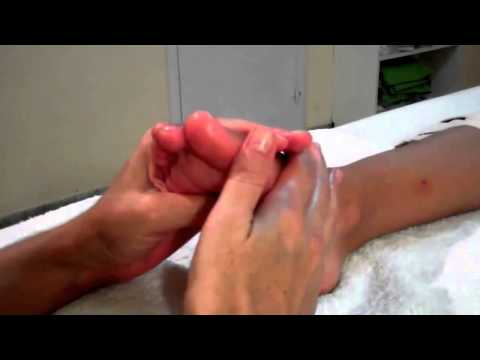 Video Promocional Curso de Reflexología Podal Infantil y Adultos Sistema Respiratorio