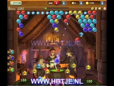 Bubble Witch Saga level 2
