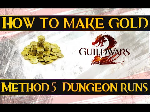 How to make gold in Guild Wars 2 - Method 5