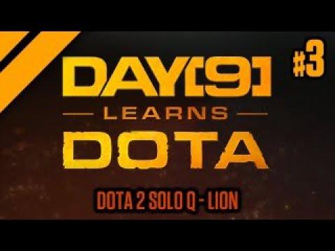 Dota 2 Solo Q-P3 - Lion