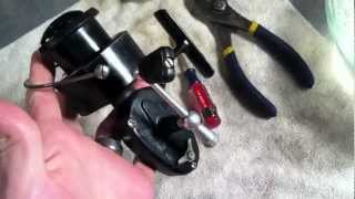 How To Restore / Clean A Spinning Reel  Easy And Cheap