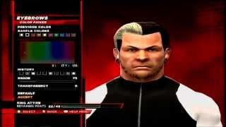 WWE 2K14 How To Make Jeff Hardy