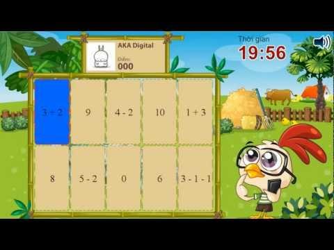 ViOlympic giải toán trên mạng - Bài thi Sắp xếp