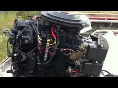 1994 evinrude wiring diagram 1987 johnson 150 v6 vro outboard trim  amp  tilt youtube  1987 johnson 150 v6 vro outboard trim  amp  tilt youtube