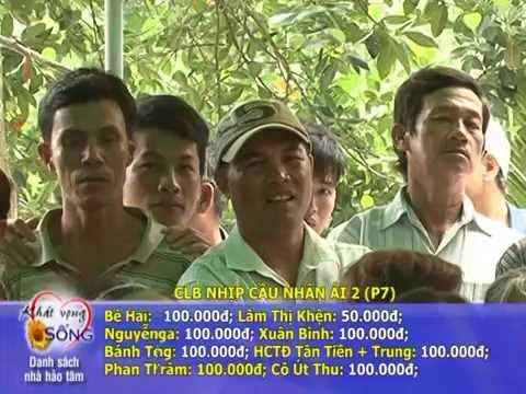 KVS Năm 06 (CT.Số 29) Hoàn cảnh Gia đình chị Nguyễn Thị Kim Huyền, Phụng Hiệp, Hậu Giang
