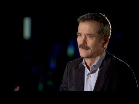 Chris Hadfield Interview