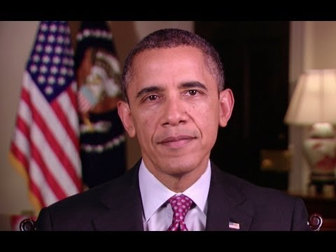 President Obama's Message to the People of Kenya (Swahili Captions)