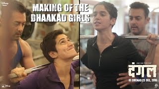 Making of The Dhaakad Girls