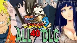 All 40 Alternate DLC Costumes! #1 【FULL HD 1080p
