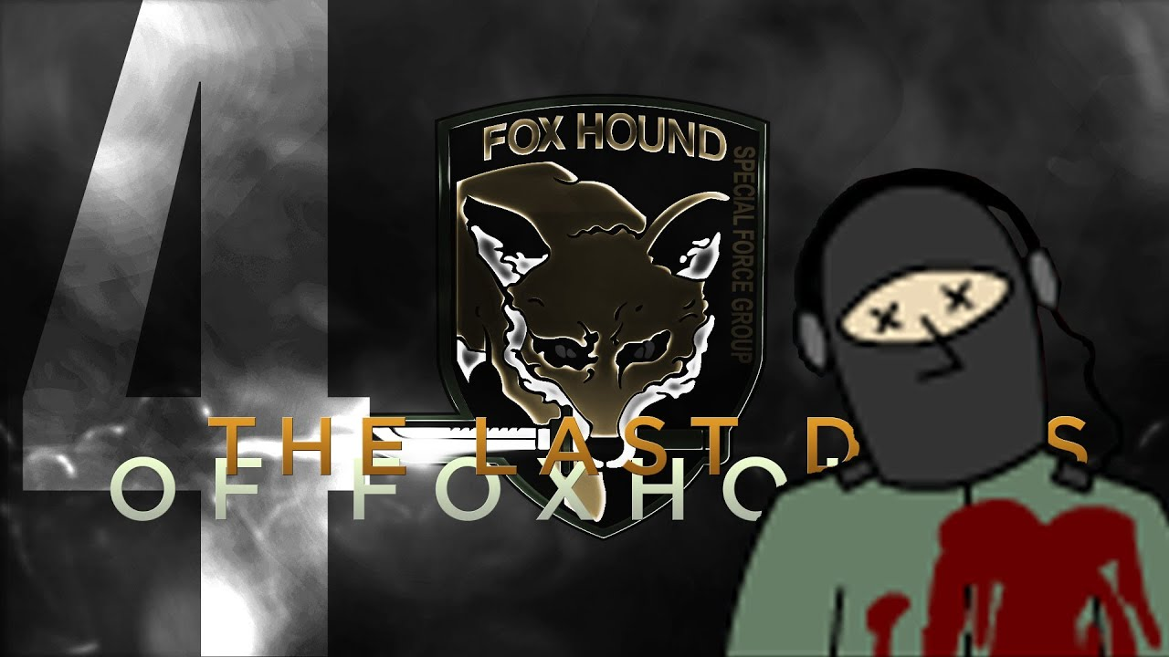 The Last Days of FOXHOUND: The Hyperdub 4