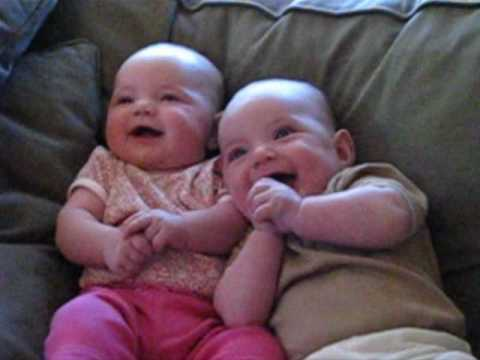 Image of: Laugh Challenge Twin Babies Laughing At Fake Sneezes Depositphotos Aydans Funny Laugh Hes Happy Baby Best Baby Laugh Cute