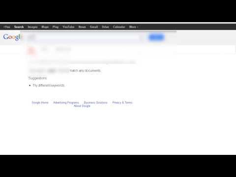 كيف تمنع جوجل من إضهار محتوى إباحي ضمن نتائج البحث