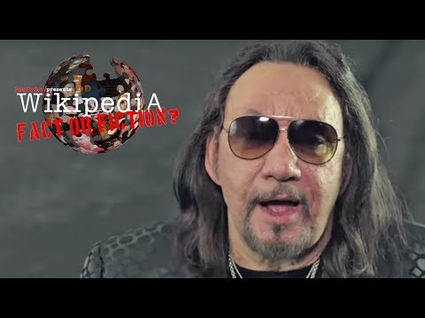 KISS Legend Ace Frehley - Wikipedia: Fact or Fiction? (Part 1)