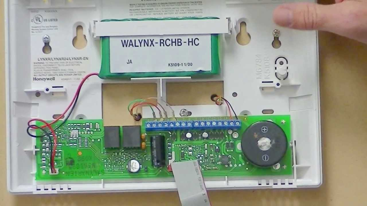 Ademco Battery Change Wireless Sensor Replacement Instructions For Safewatch Pictures Of