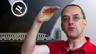 Sixty Symbols: Relativity Paradox