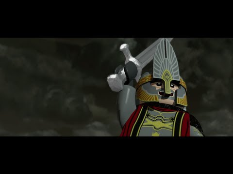 LEGO Lord of the Rings PC Gameplay