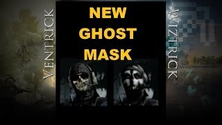 GHOSTS How To Get The New Ghost Mask (Call Of Duty