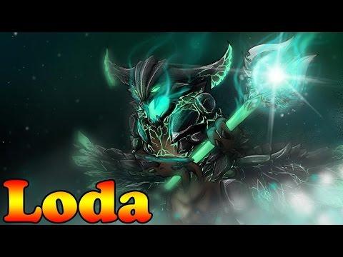 Dota 2 Gameplay: Loda con Outworld Devourer