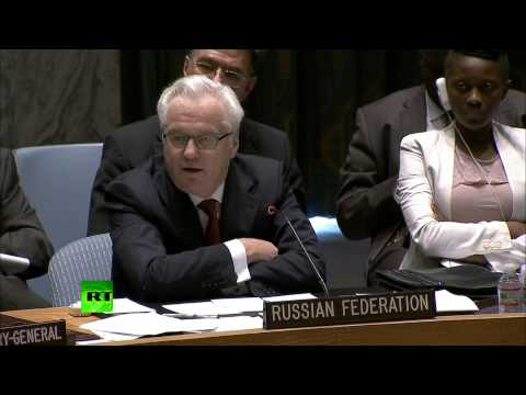 Video: Ukraine's, Russia's and US envoys to UN confront over mounting crisis