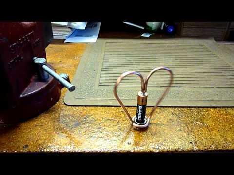 Manyetik Homopolar Motor