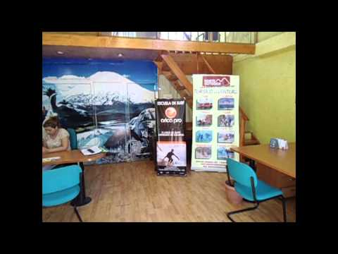 Tourism spot travel agency