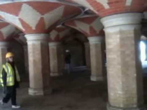 Crystal Palace Subway - London Open House