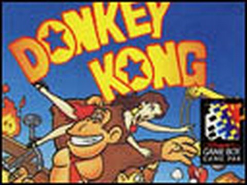 Donkey Kong Classic Game Room