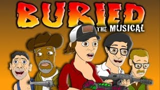 ♪ BURIED THE MUSICAL Black Ops 2 Zombies Parody