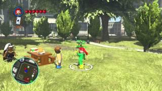 LEGO Marvel Superheroes Gambit Gameplay And Unlock