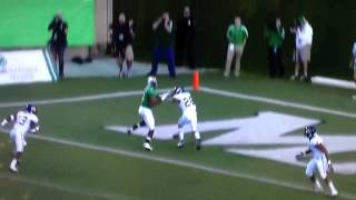 Aaron Dobson One Arm Catch Marshall Vs ECU