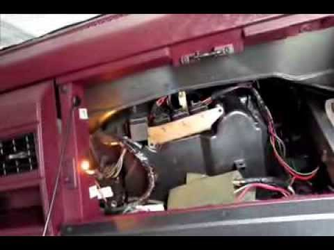 Hqdefault on Silverado Blower Motor Resistor Location