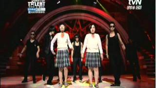 아이유브이_Korea's Got Talent 2011 Semi-Final Week4