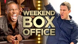 Weekend Box Office - June 20 - 22, 2014 - Studio Earnings Report HD