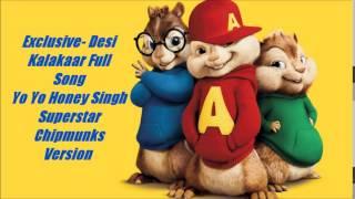 Desi Kalakaar Full Song Yo Yo Honey Singh Superstar