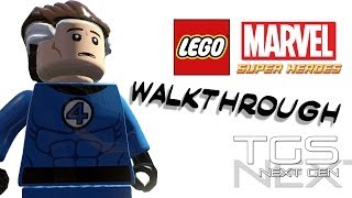 Lego Marvel SuperHeroes Fantastic 4 HQ Baxter Building