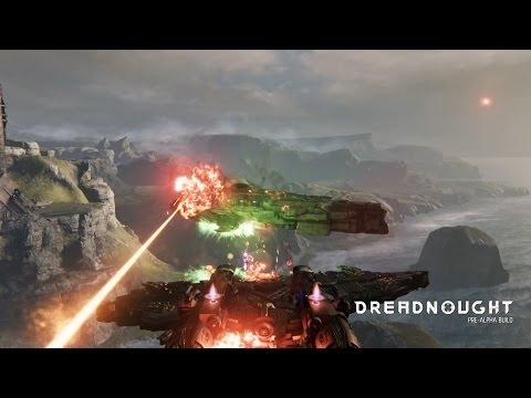 Choosing Your Capital Ship in Dreadnought - Class Preview