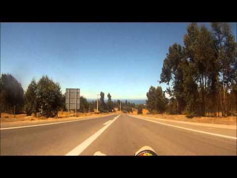 ARBOREAL street luge ,bajada municipalidad de Las Cruces Chile