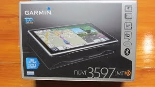 Garmin Nuvi 3597LMTHD Real Review