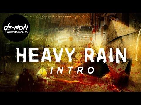 Полное интро Heavy Rain